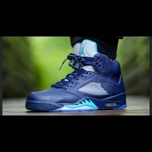 Jordan 5 Pre-Grape size 11